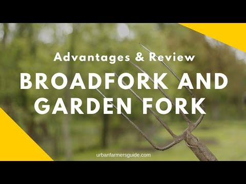 Broadfork and Garden Fork: Advantages & Review