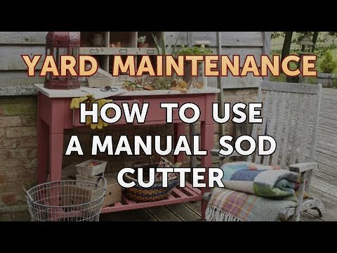 Building a New Garden with a Manual Sod Cutter: Top 5 Manual Sod Cutter 1