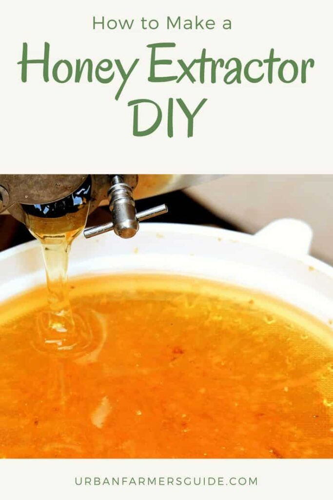 How to Make a Honey Extractor DIY & Top 5 Ready Honey Extractor Pinterest