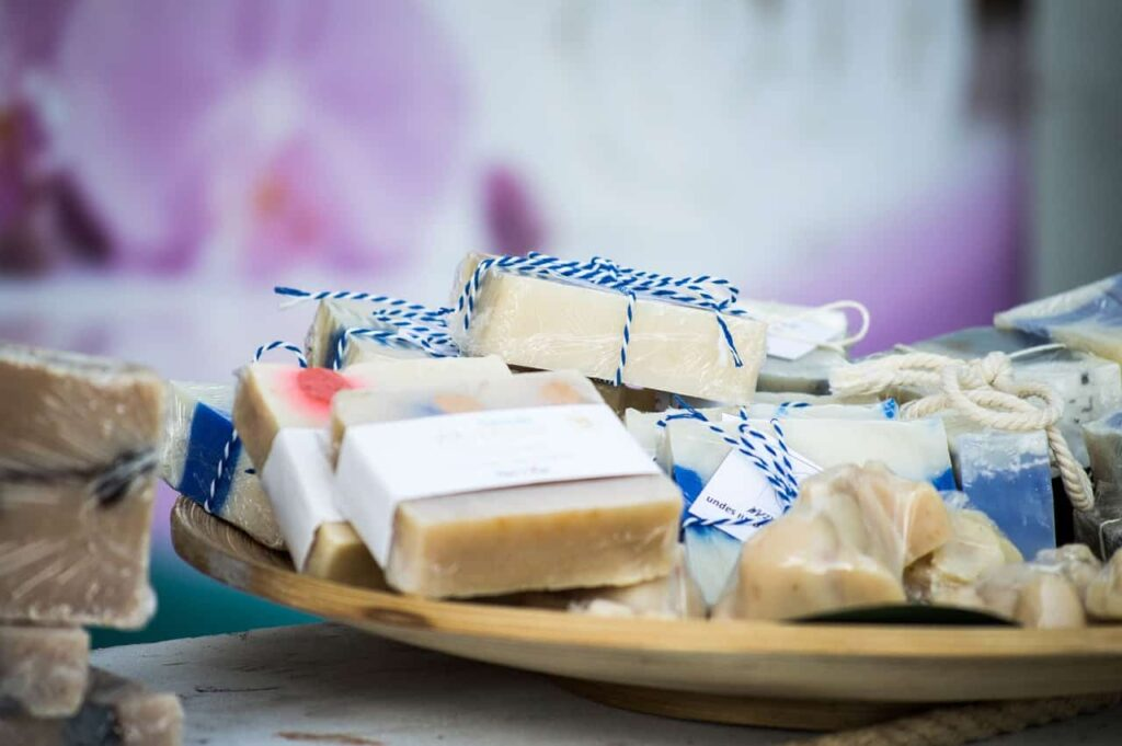 The Best Natural Goat Milk Soap